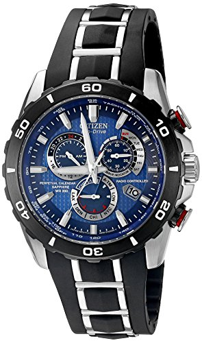Citizen Eco Drive AT4021 02L Perpetual Chrono product image