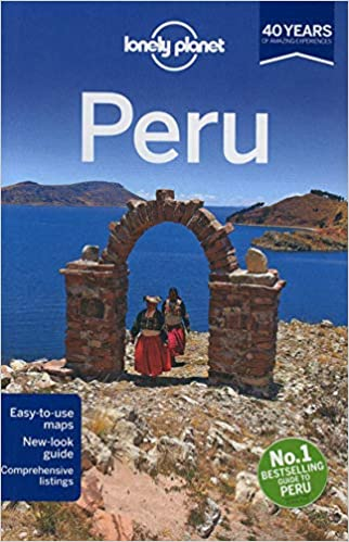 Lonely Planet Peru English Edition Country Regional Guides Amazon De Mccarthy Carolyn Fremdsprachige Bucher