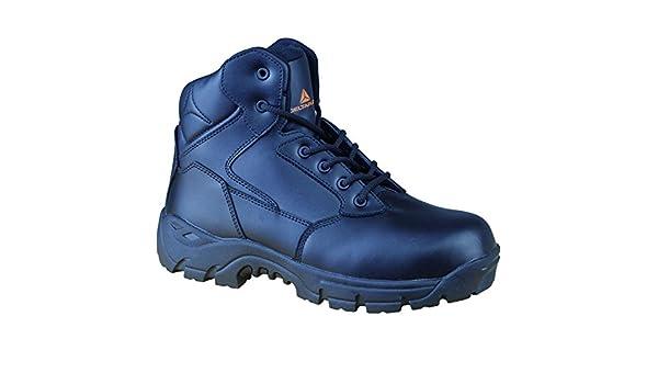 Delta Plus Panoply S3 Marines negro de metal compuesto libre toe cap botas de seguridad: Amazon.es: Zapatos y complementos