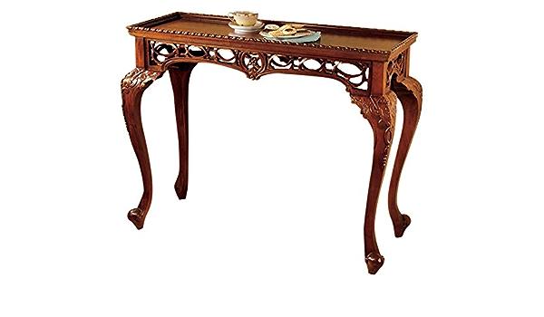 Amazon Com Design Toscano Filigree Console Table Furniture Decor