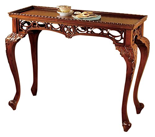 queen anne console table - 9
