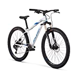 Raleigh Bikes Women's Ziva Comp Mountain Bike, 13″/X-Small For Sale