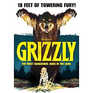 Amazon.com: Grizzly: Christopher George, Andrew Prine