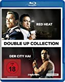 City Hai,der & Red Heat/Double Up Collection [Blu-ray] [Import allemand]