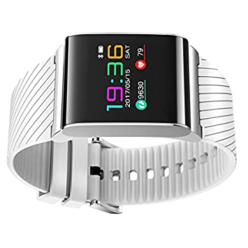 Montre connectée femme homme TKSTAR X9PRO Smart watch bluetooth montre intelligente Moniteur de pression artérielle et