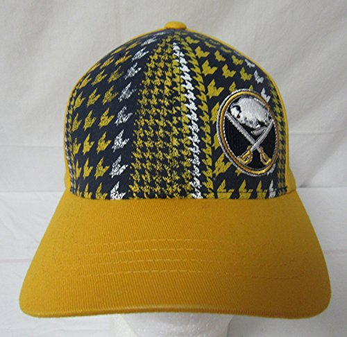 Old Time Hockey Buffalo Sabres Men's One Size Fits All Canal Baseball Cap/Hat E1 206