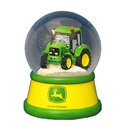 Kurt Adler 100mm John Deere Waterglobe