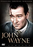 John Wayne Serials (The Hurricane Express/ Shadow of the Eagle/ The Three Musketeers)