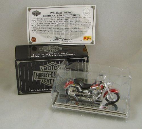 Fat Boy Motorcycle - 8