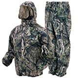 Frogg Toggs All Sport Rain Suit, Mossy Oaks Infinity, Size X-Large