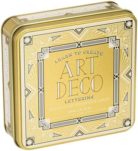 Learn to Create Art Deco - Deco Art Lettering