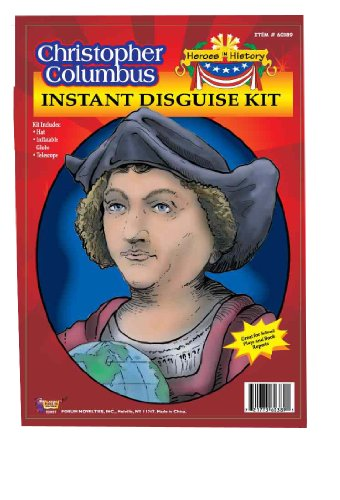 Forum Christopher Columbus Instant Disguise Kit