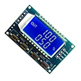 D DOLITY Signal Generator PWM Pulse Frequency Duty Cycle Adjustable Module TTL Serial Communication 3.3~30V