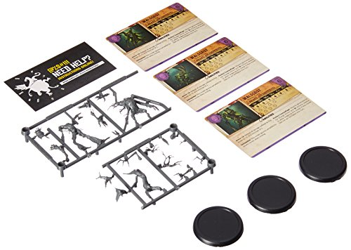 Wyrd Miniatures Malifaux Neverborn Waldgeist Model Kit (3 Pack) 5