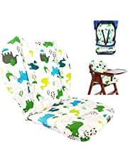 Ancho Highchair/Seat Cushion Protective Film Breathable Waterproof high chair pad (Elephant)