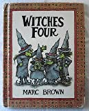 img - for Witches Four (Parents Magazine Read Aloud Originals) book / textbook / text book