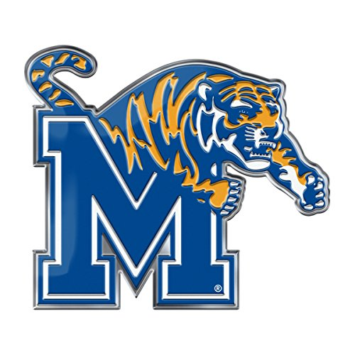 ProMark NCAA Memphis Tigers Die Cut Color Auto - Tigers Auto Memphis