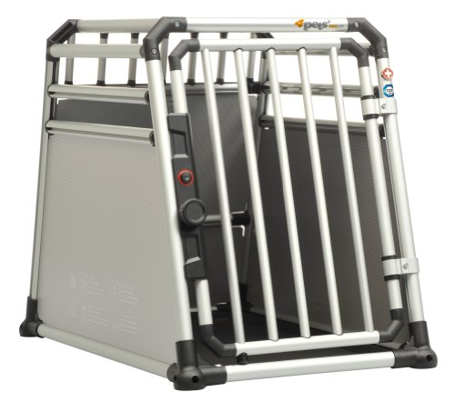 ProLine Crash Tested Dog Crate with Aluminum Frame, Milan Large