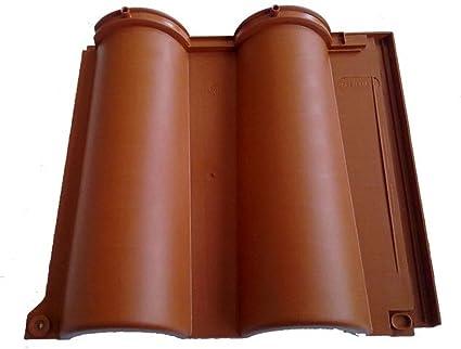 Tegola Coppo Etrusco Colore Terracotta Roofy Confezione Da 17 Pz