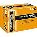 Duracell DURINDAA Alkaline Batteries Pack of 10
