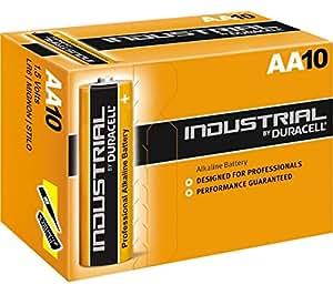 Amazon.com: Duracell AA Professional Alkaline Industrial