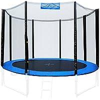 Monzana veiligheidsnet trampoline UV-bestendig trampolinenet trampoline bescherming