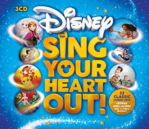 Disney Sing Your Heart Out / ()
