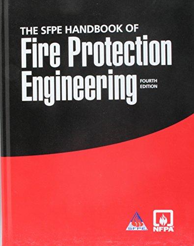 SFPE Handbook of Fire Protection Engineering