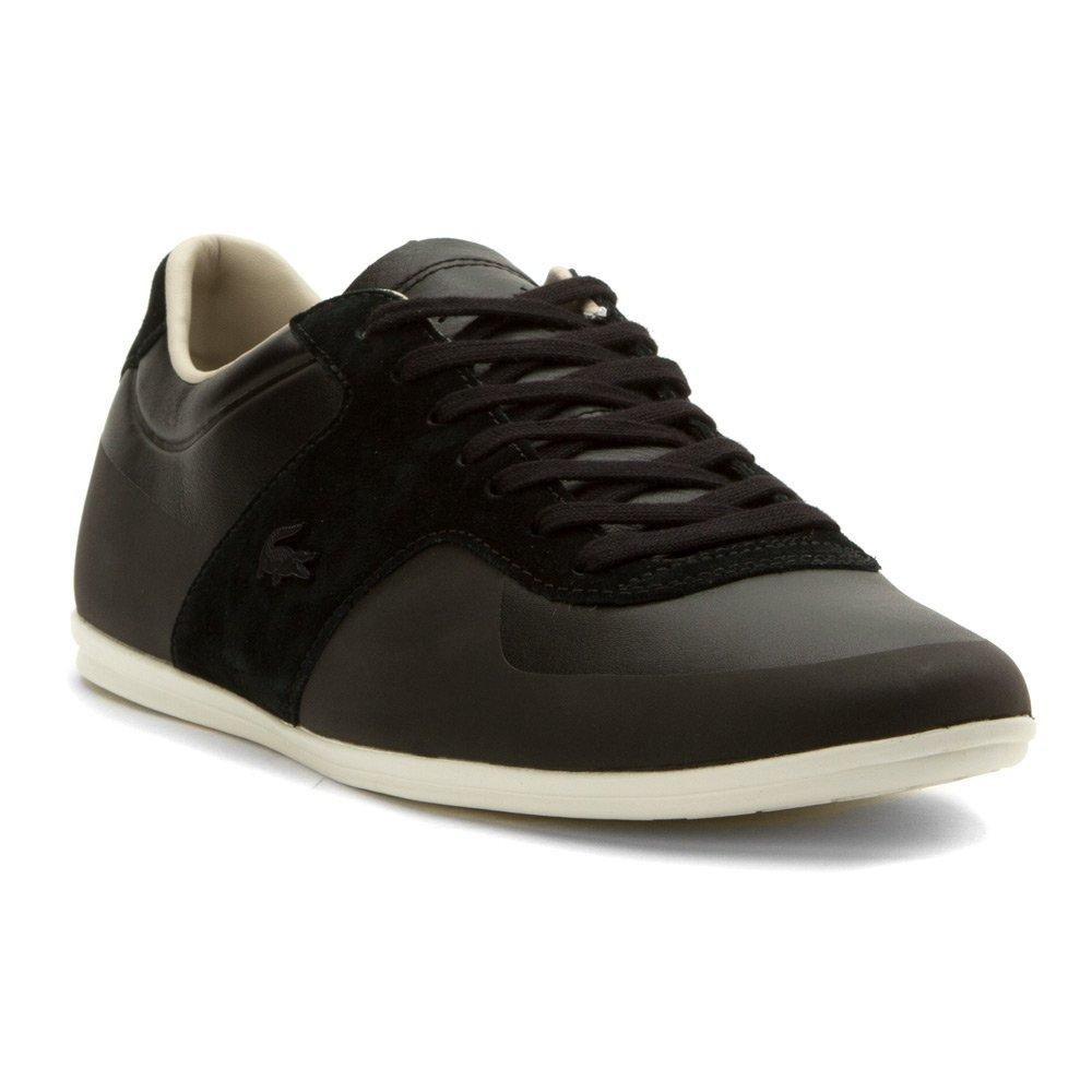 Lacoste Men's Turnier 316 1 Cam Fashion Sneaker, Black, 10 M US by Lacoste (Image #2)