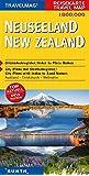 KUNTH Reisekarte Neuseeland 1:800000