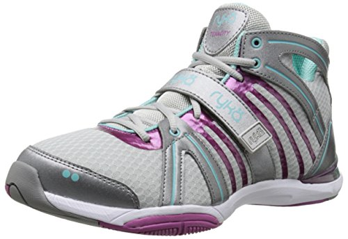 Ryka Lime Grey Trainer Cross Dahlia Cool Grey Aqua Shoe Frost Women's Sky Tenacity Mist Mauve Pink Grey Steel rzwnrX
