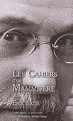 Les Cahiers d'un Mammifère