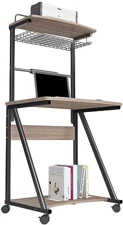 WDWL Escritorio De La Computadora Mesa De Escritorio Dormitorio Escritorio Simple Escritorio Escritorio De Aprendizaje Simple Hogar Moderno Mesa Pequeña WD (Color : B): Amazon.es: Hogar