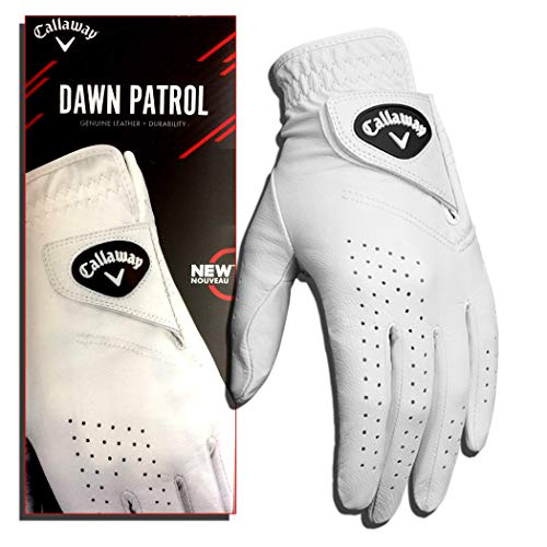 Callaway Golf Women s Dawn Patrol 100 Premium Leather Golf Glove