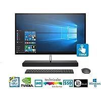 "HP ENVY 27-b119 Core i7-7700T 128GB SSD+1TB HD 27"" QHD Touch WLED GTX950 4GB AIO (Certified Refurbished)"