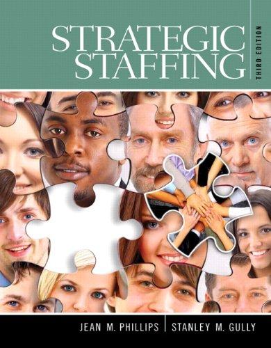 133571769 - Strategic Staffing (3rd Edition)