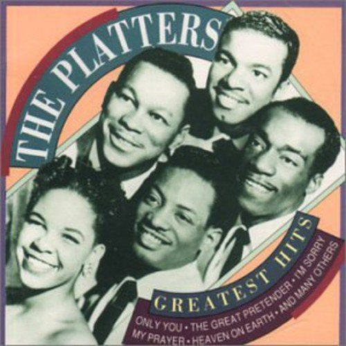 The Platters - Greatest Hits (Greatest Cd Hits Platters)