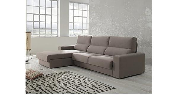 ACOMODAT Sofa: Composición 256cm x 175cm con Chaiselongue ...
