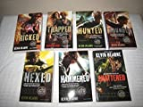 The Iron Druid Chronicles (Books 1-7 in the Series)