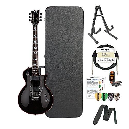 ESP LGH200BLK-Kit02 BLK Gary Holt Slayer Black Electric Guitar