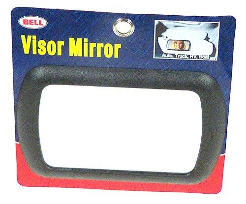 Bell Automotive 04301-1 Small Vanity Mirror-Black