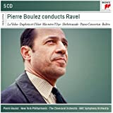 Pierre Boulez conducts Ravel