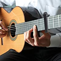 4 Piezas Capo de Guitarra Aluminio Metal Universal, Guitarras ...