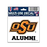 NCAA Oklahoma State University 70230091 Multi-Use Decal, 3'' x 4''