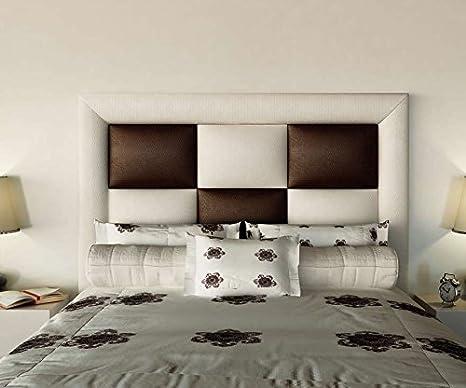 colchones y muebles baratos Cabecero tapizado Pisa Alto (135cm)