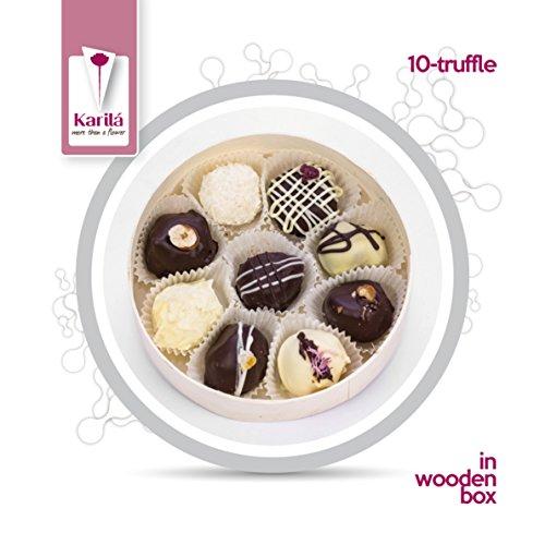 Karila 10 chocolat trufas de chocolate (12)