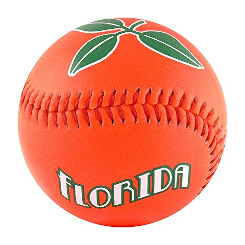 EnjoyLife Inc Florida Orange Baseball (Rubber Core)