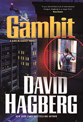 Book Cover: Gambit: A Kirk McGarvey Novel