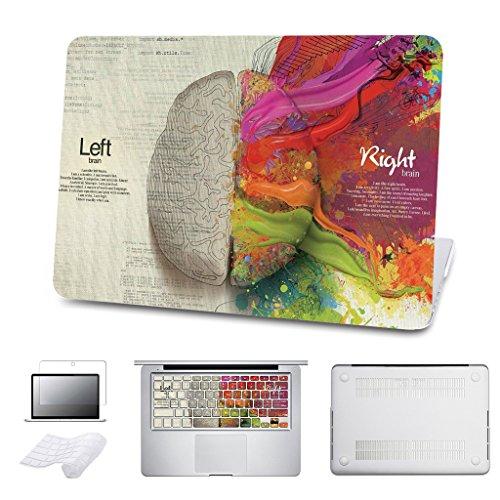 (5 in 1 Bundle) Laptop Hard Case for Apple Macbook Pro 13...