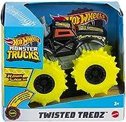Caminhão Ragin Cage'n Twisted Tredz Monster Trucks Hot Wh